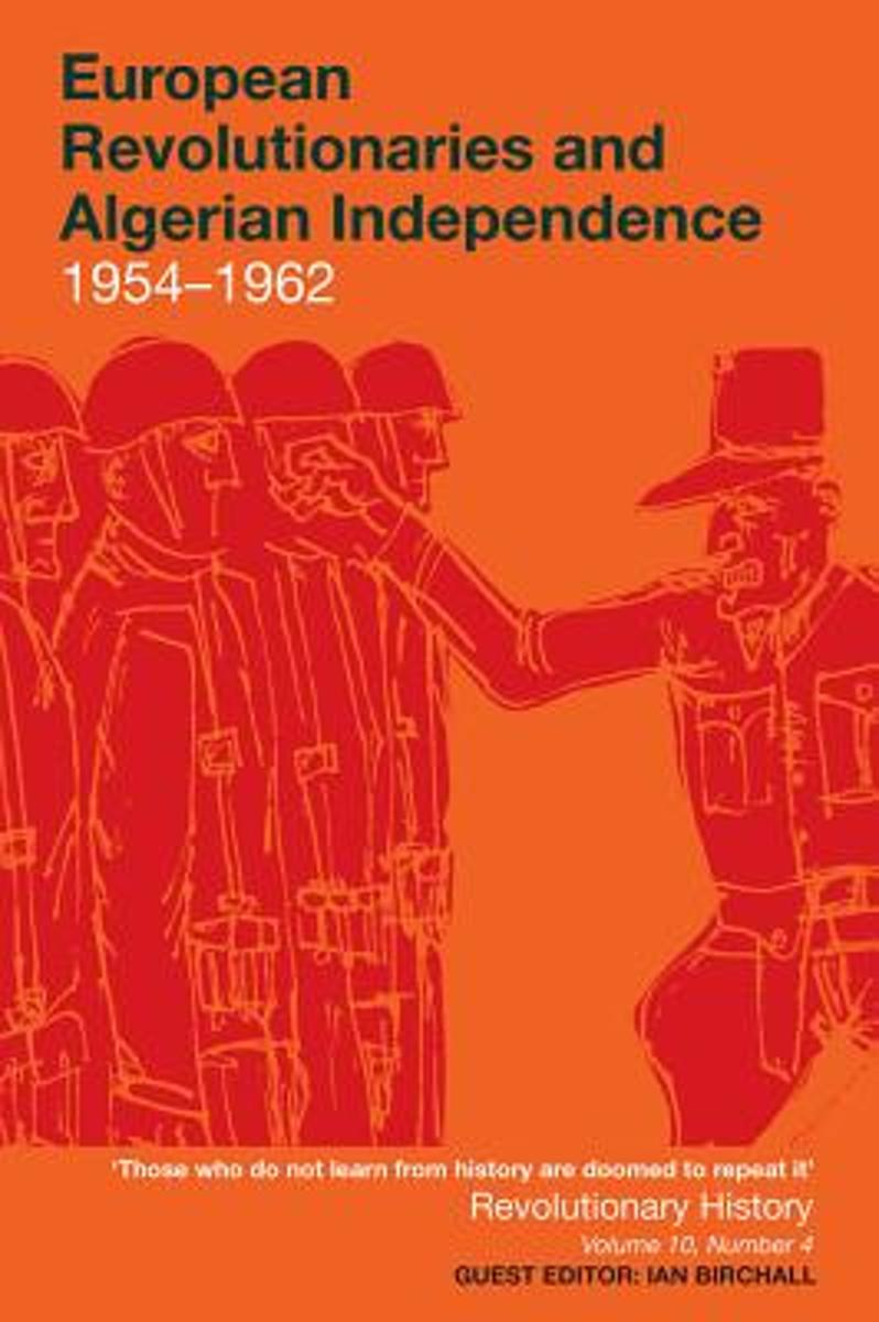 Afbeelding van product European Revolutionaries and Algerian Independence, 1954-1962