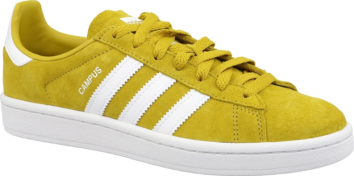 adidas Campus CM8444, Mannen, Geel, Sneakers maat: 46 23 EU