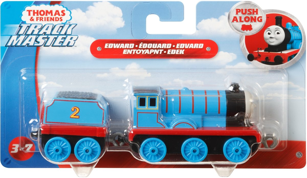 Thomas De Trein Locomotief Rood 14 Cm