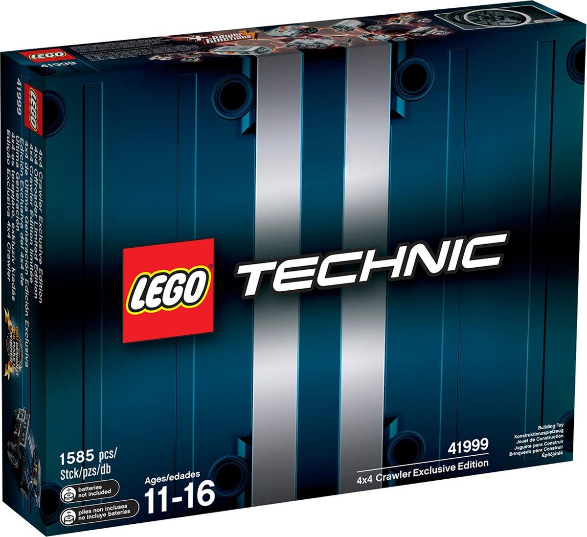 LEGO 41999 4 x 4 Crawler Exclusive Edition