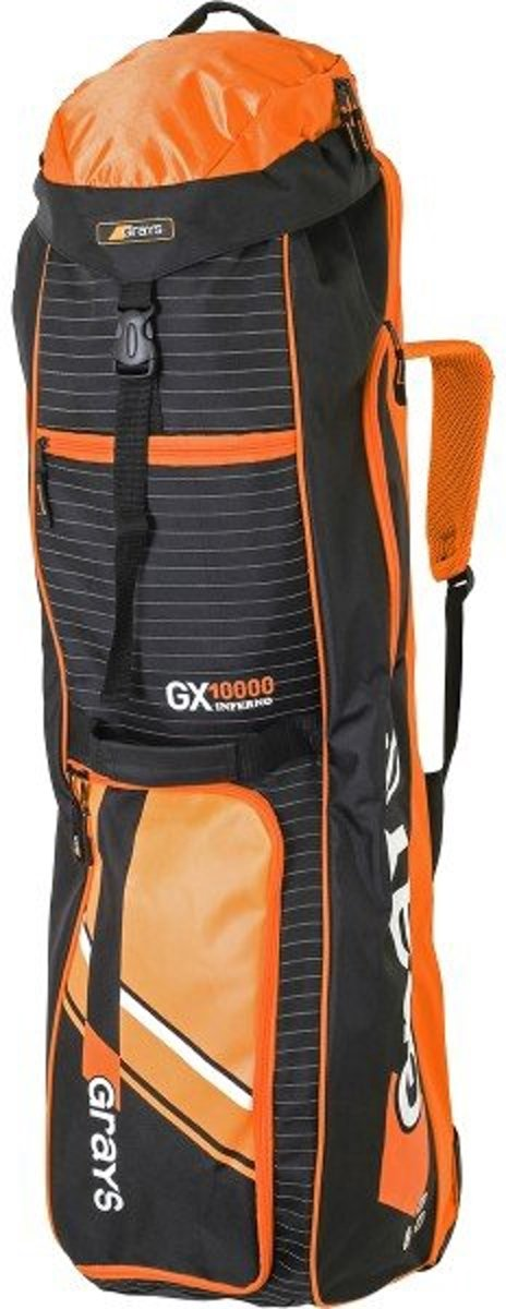 Stick & Trainingbag GX 10 000 INFERNO BLACK / ORANGE kopen