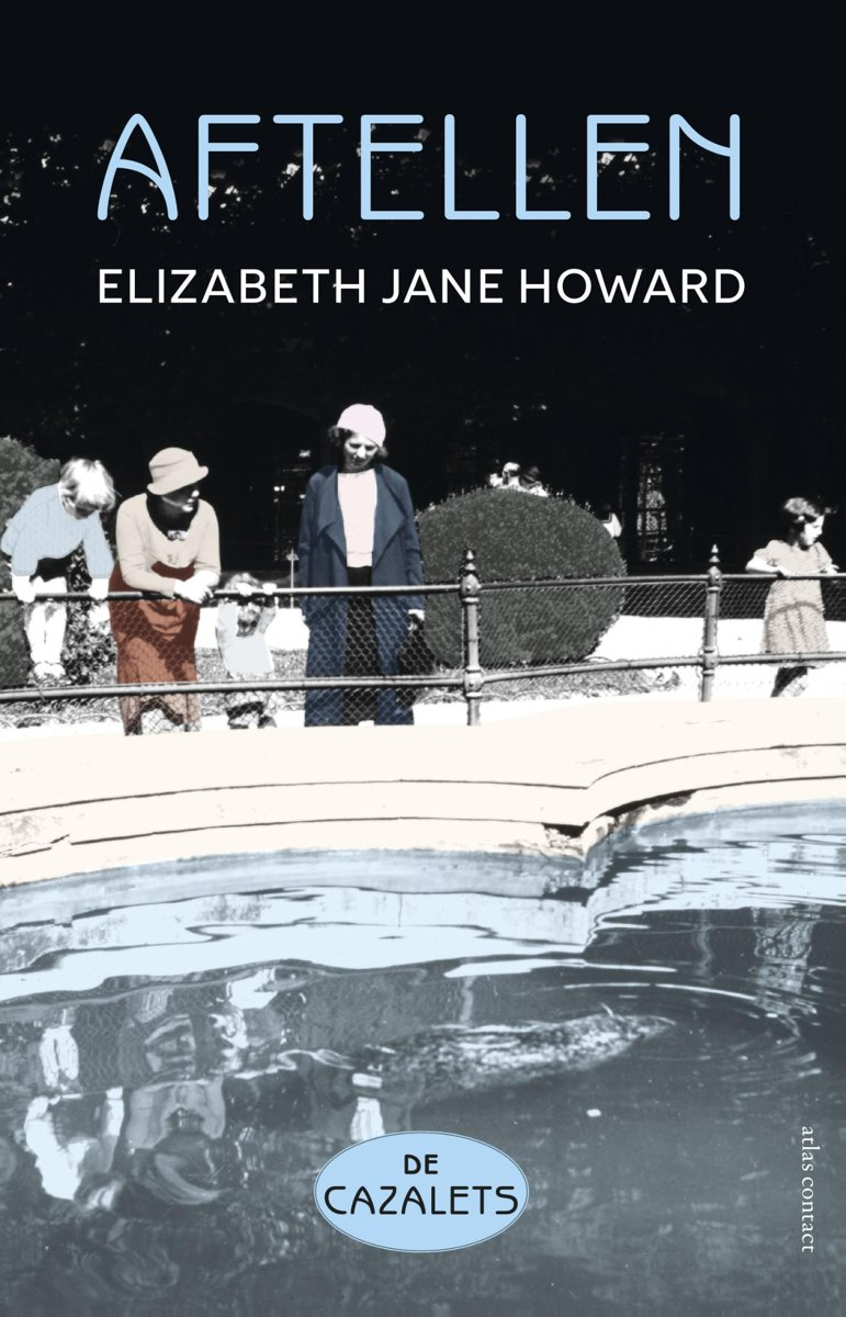 bol.com | De Cazalets 2 - Aftellen, Elizabeth Jane Howard | 9789025450588 |  Boeken