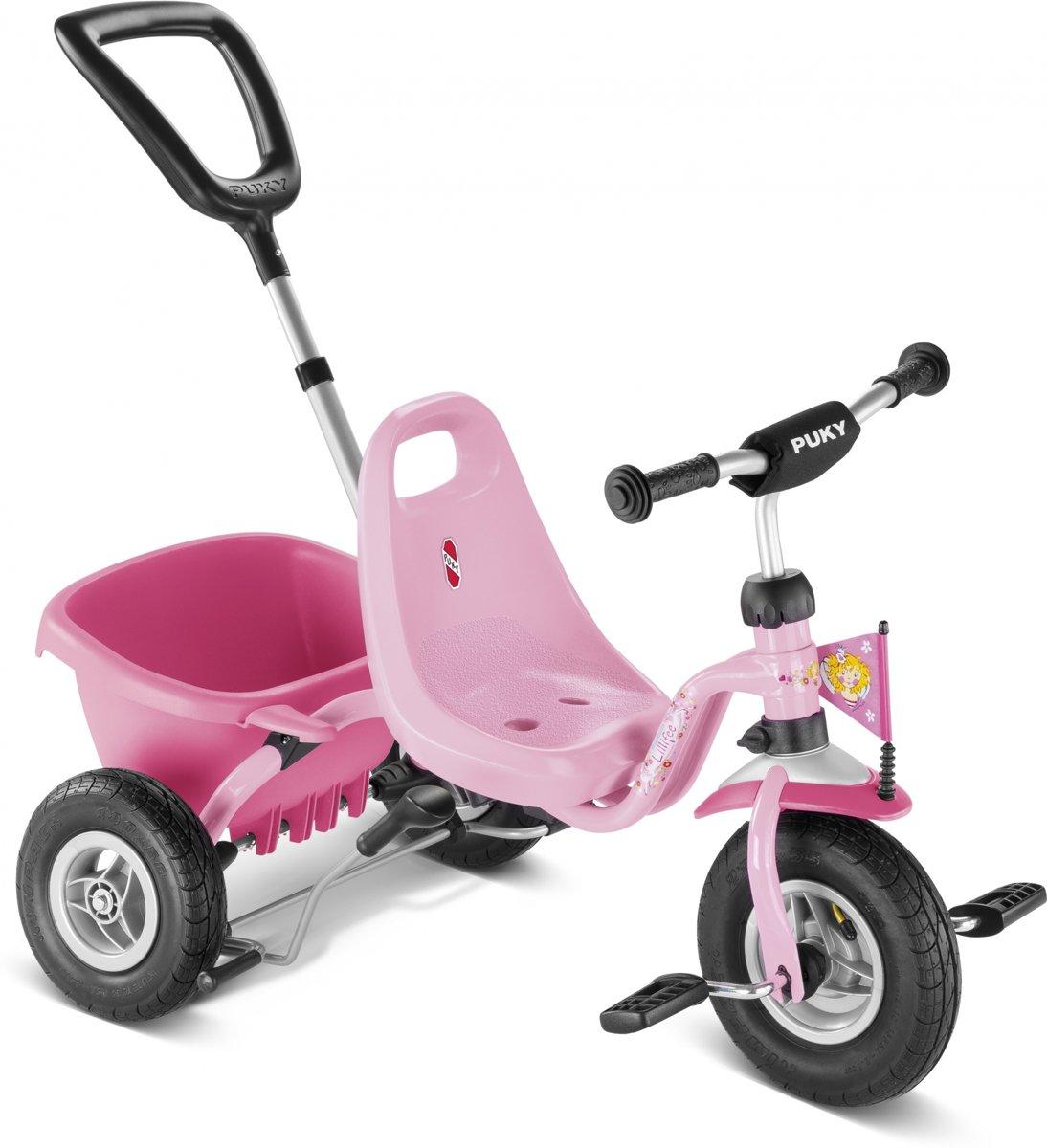 Puky CAT 1 S Roze Lillifee - Driewieler