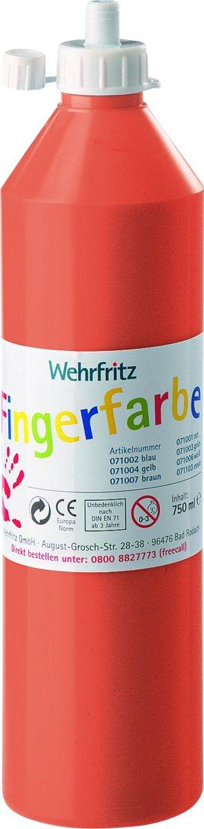 Haba Education - Finger Paint, orange