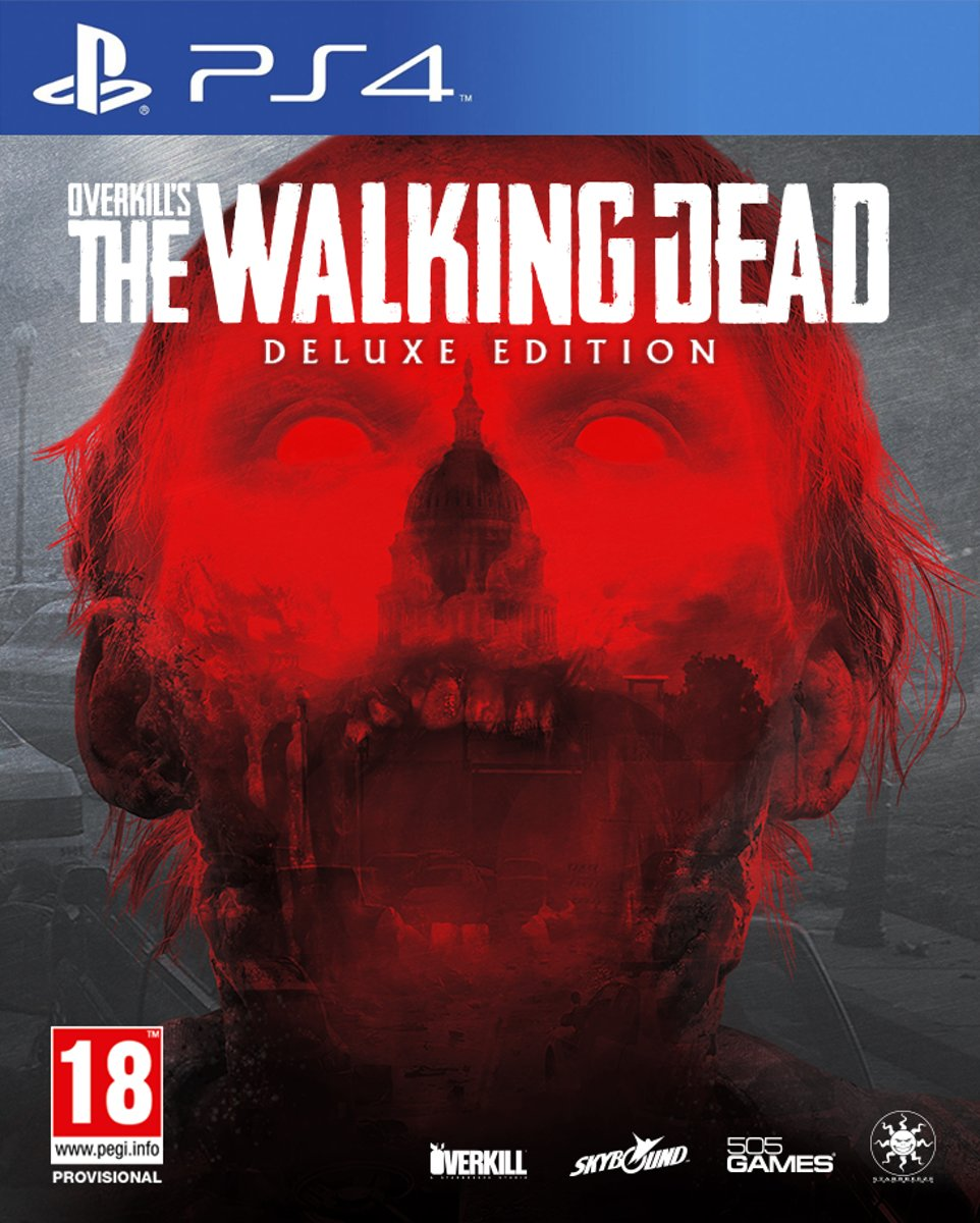 Overkills The Walking Dead Deluxe Edition PlayStation 4
