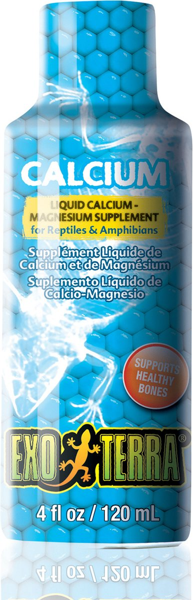 Calcium-Magnesium Supplement 120 ml