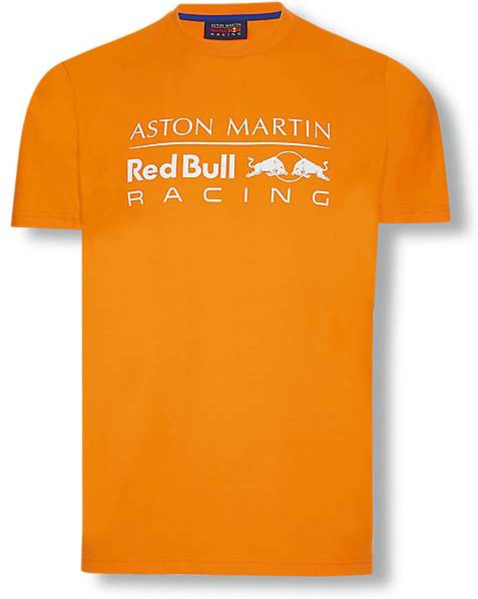 Red Bull Racing oranje Max Verstappen shirt L