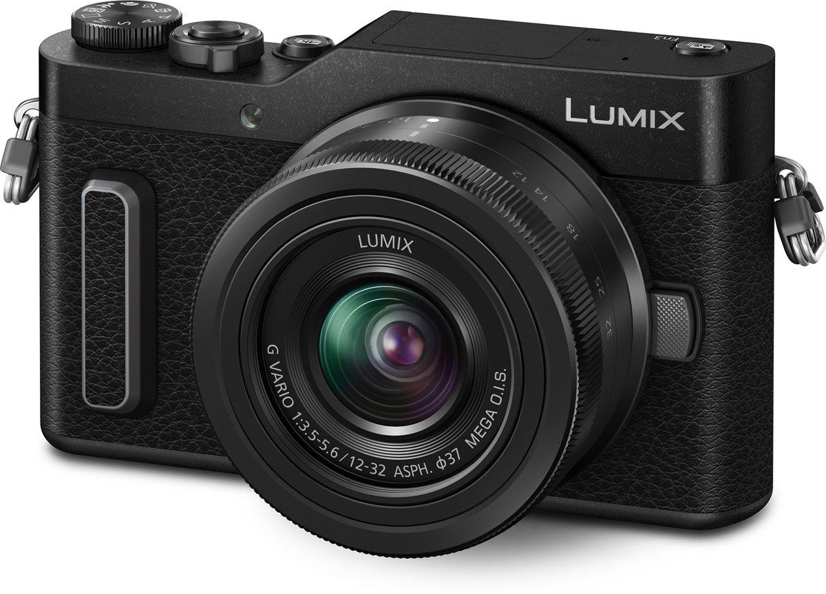 Panasonic Lumix DC-GX880K + 12-32mm - Zwart