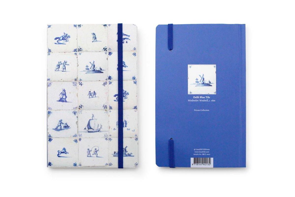 Delfts Blauwe Tegels : Bol opschrijfboekje delfts blauwe tegels onbekend