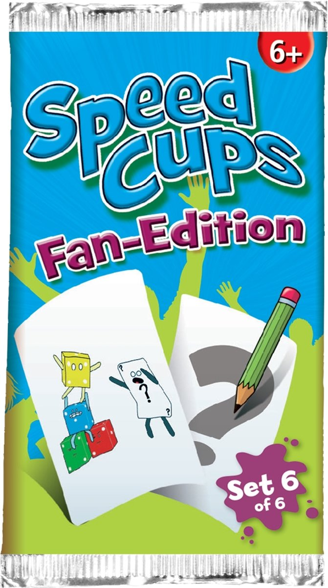 999 Games Speed cups Fan Edition