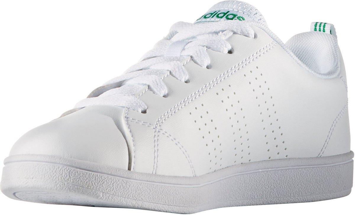 35b2e39718a bol.com | adidas Vs Advantage Clean K Sneakers Unisex - White - Maat 38