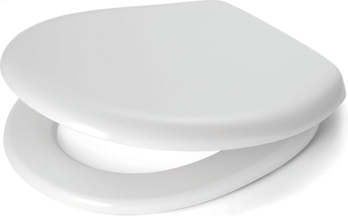 Plieger Royal wc-bril - Slow Close - Duroplast - Wit kopen