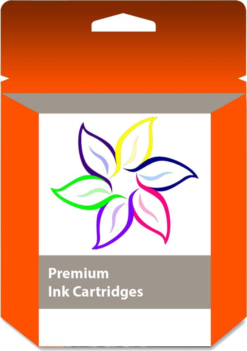 Merkloos - Inktcartridge / Alternatief voor HP 364 XL cartridges / Zwart / Cyaan / Magenta / Geel - Hoge Capaciteit kopen