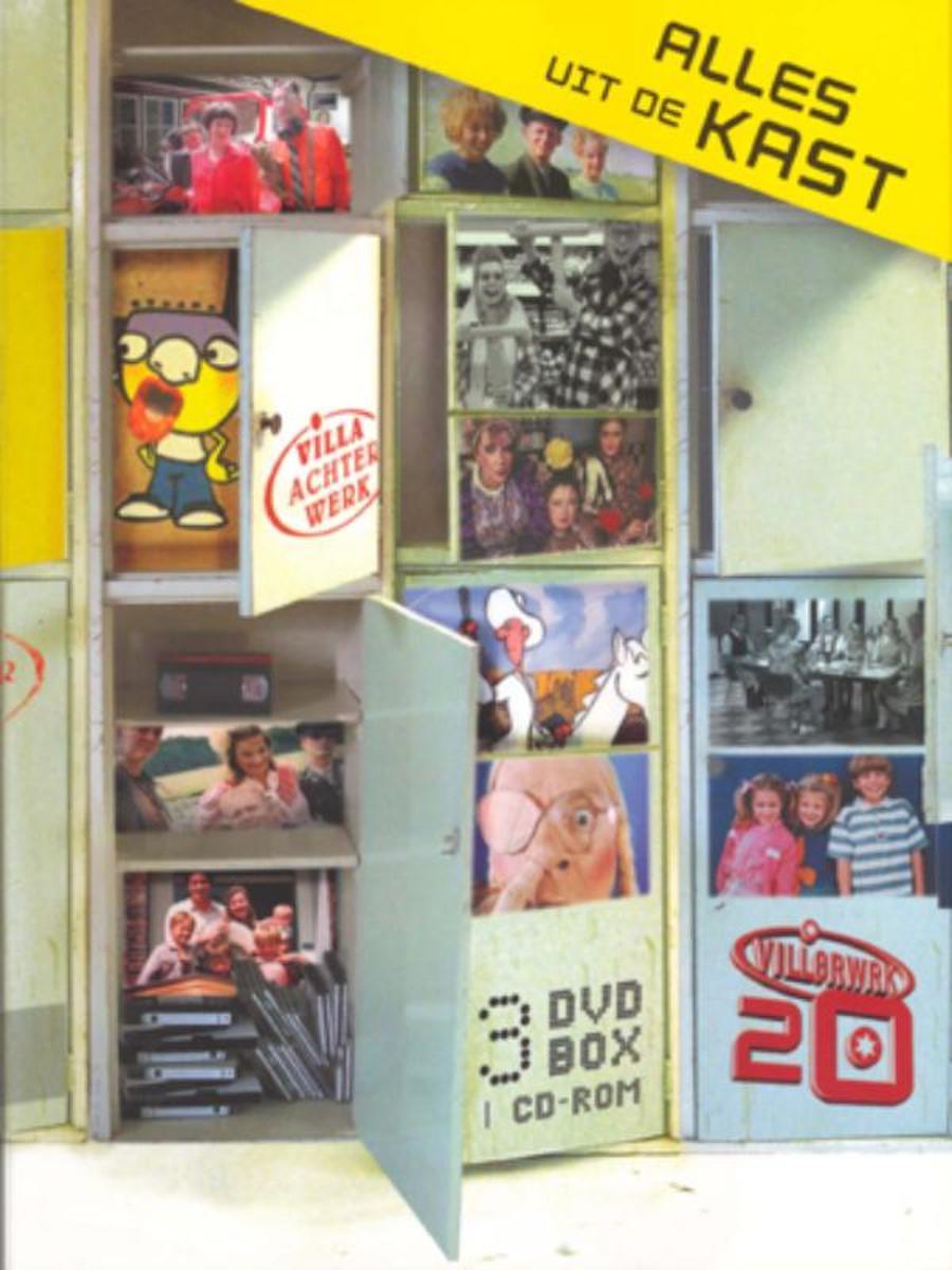 Bolcom Villa Achterwerk Alles Uit De Kast Dvd Dvds