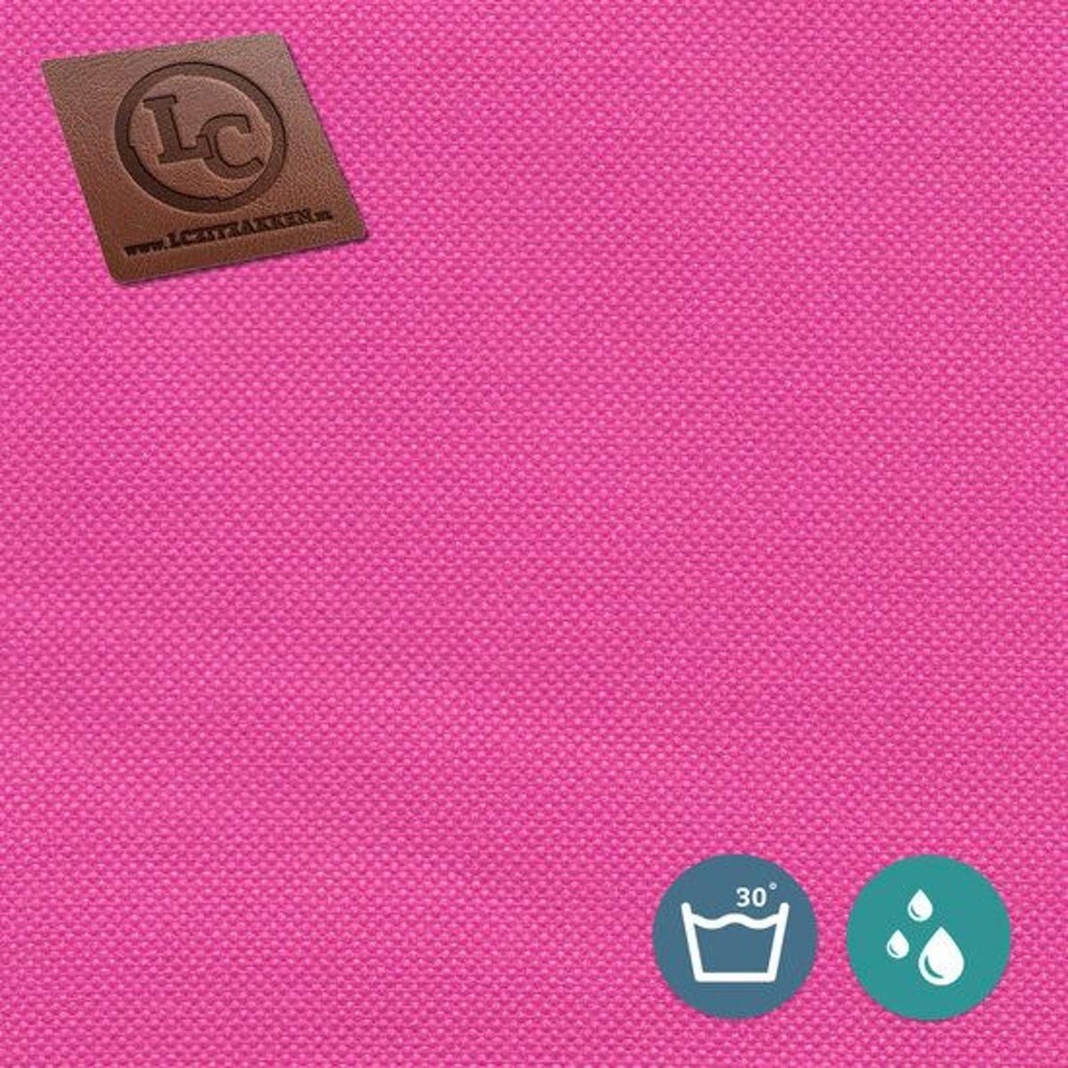 LC Zitzak hoes Nice outdoor fuchsia - Wasbaar - Geschikt voor buiten kopen