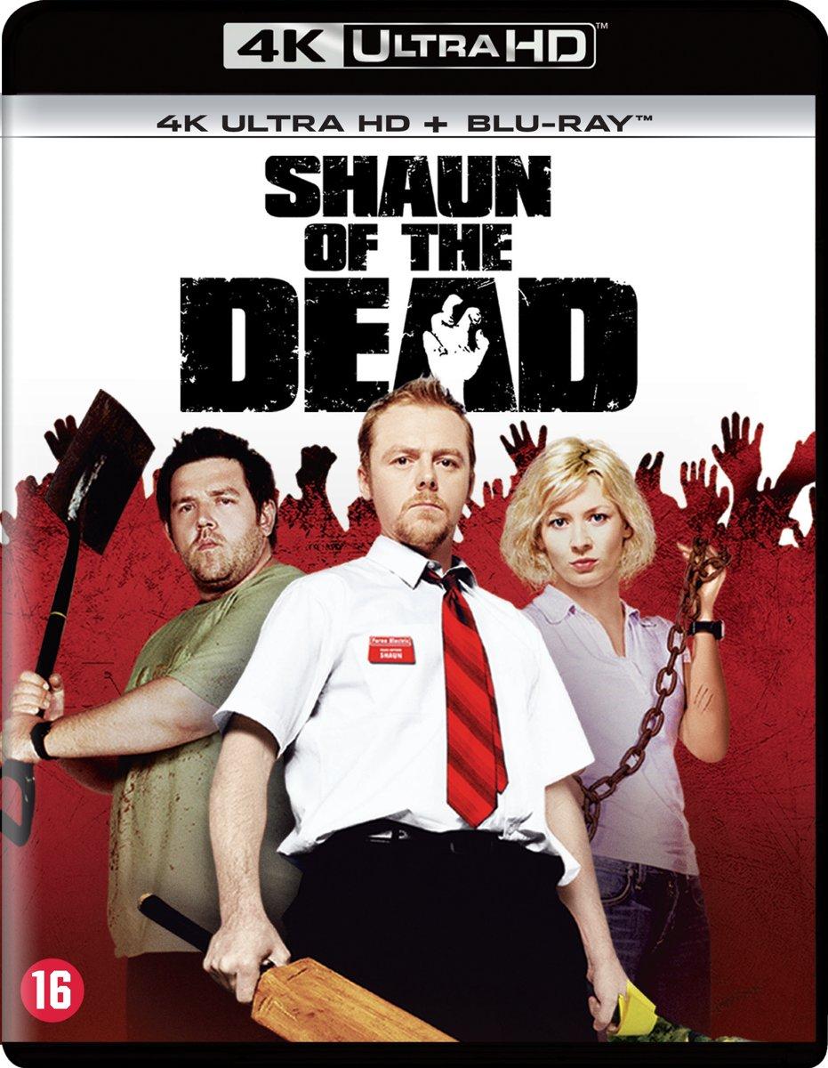 SHAUN OF THE DEAD (D/F) [UHD/BD]-
