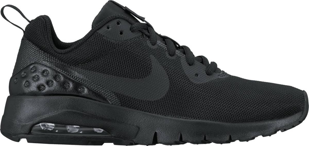 buy online 3a84e 57fe7 bol.com   Nike Air Max Motion Low BG Sneakers Kinderen - Black Black-Black