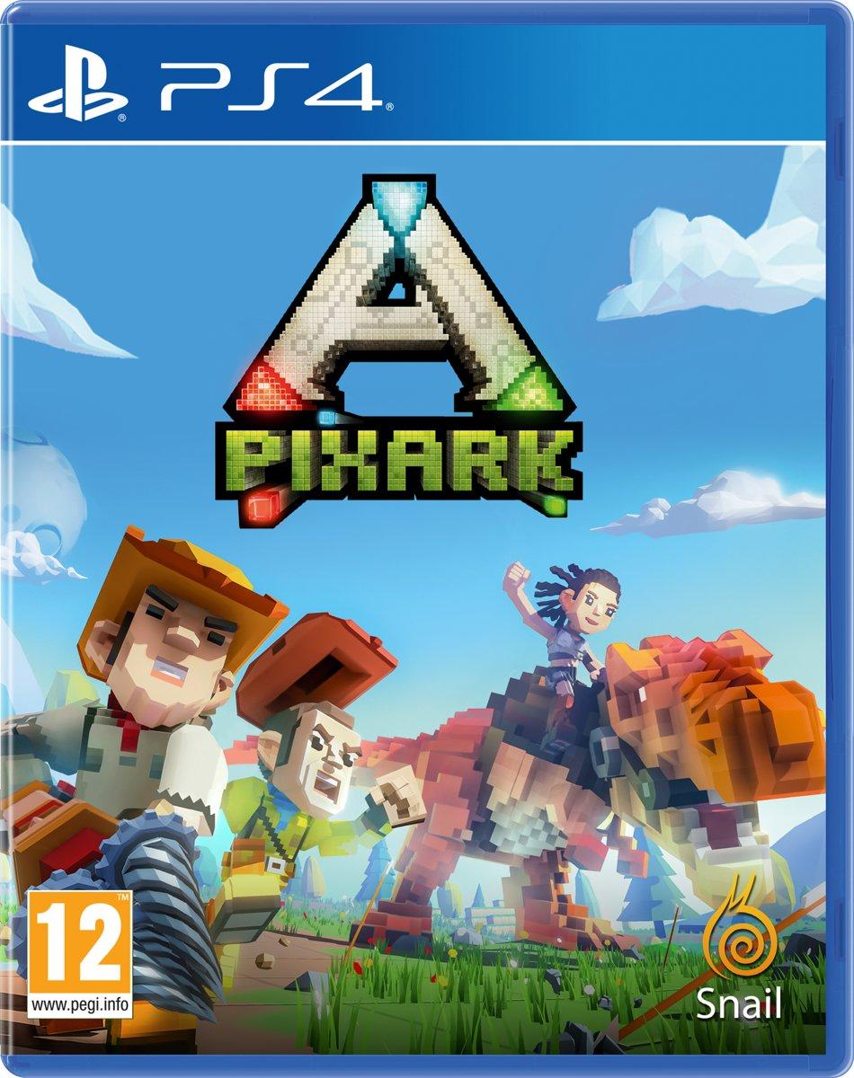 PixARK PlayStation 4