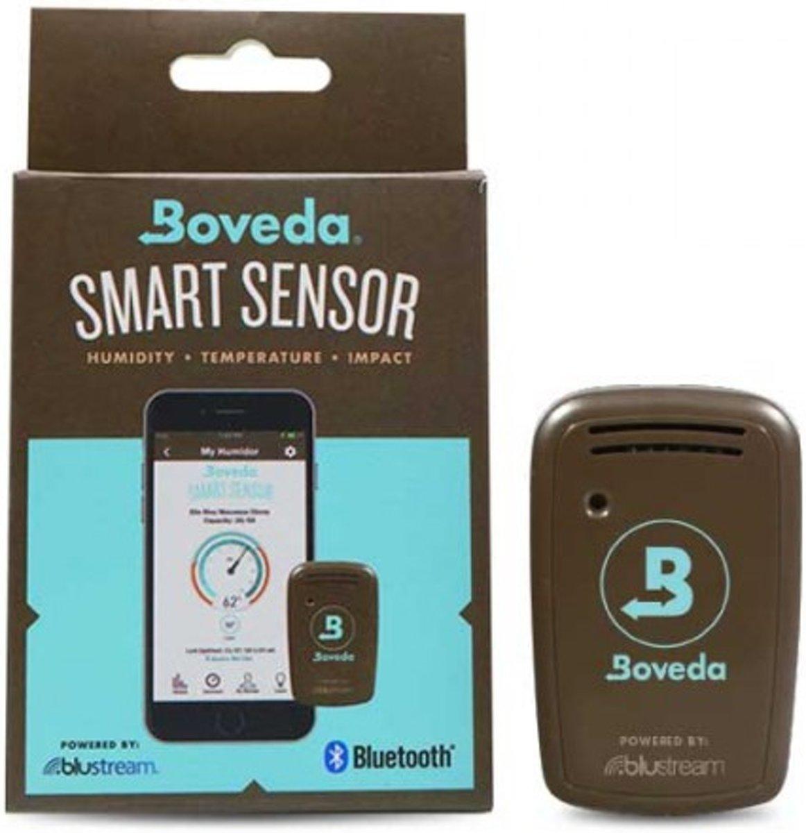 Boveda Digitale Hygrometer via smartphone