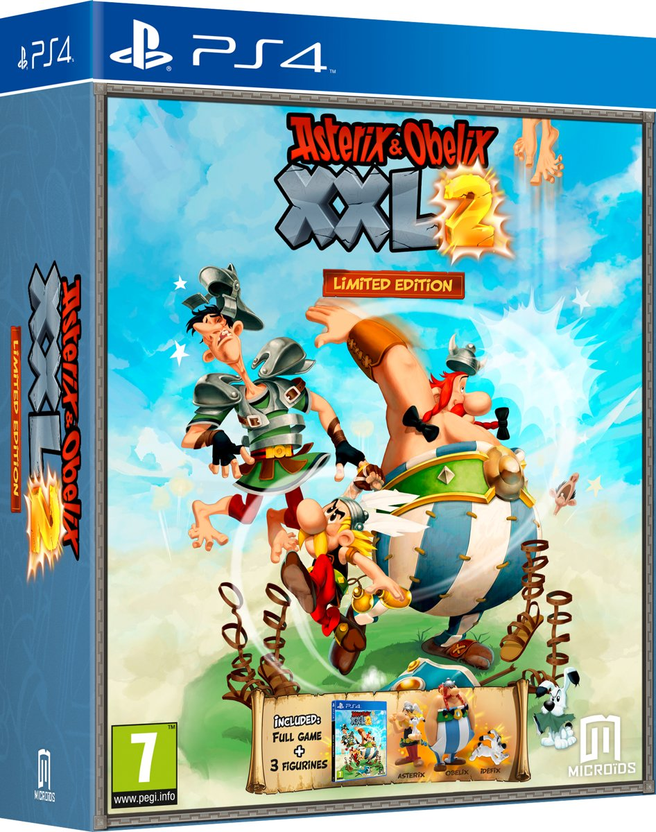 Asterix & Obelix: XXL 2 Limited Edition PlayStation 4