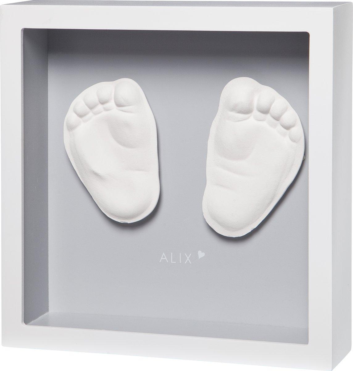 Baby Art My Little Steps New Design - Grey