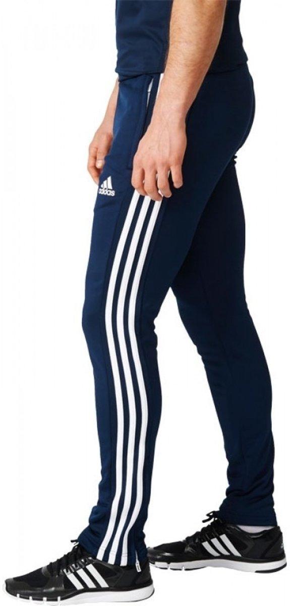 adidas T16 'Offcourt' Sweat Pant Heren Broeken blauw donker XS