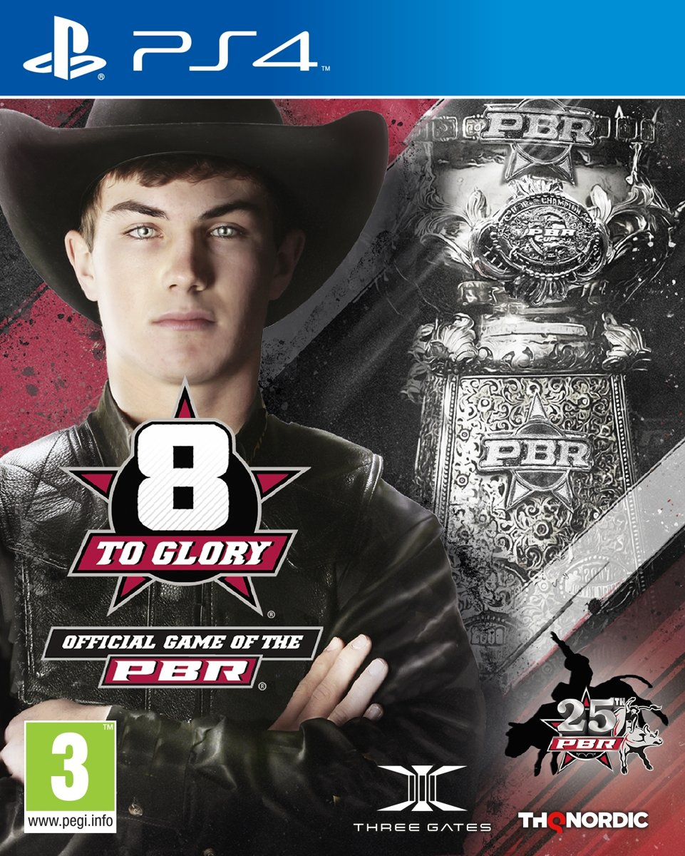 8 To Glory PlayStation 4