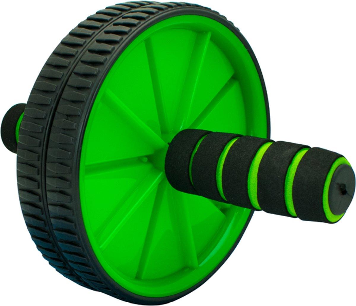 Ab Wheel Dubbel Trim Wiel | StreetGains® kopen