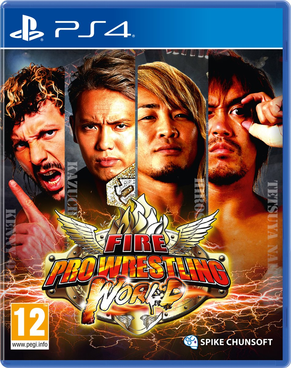 Fire Pro Wrestling World PlayStation 4