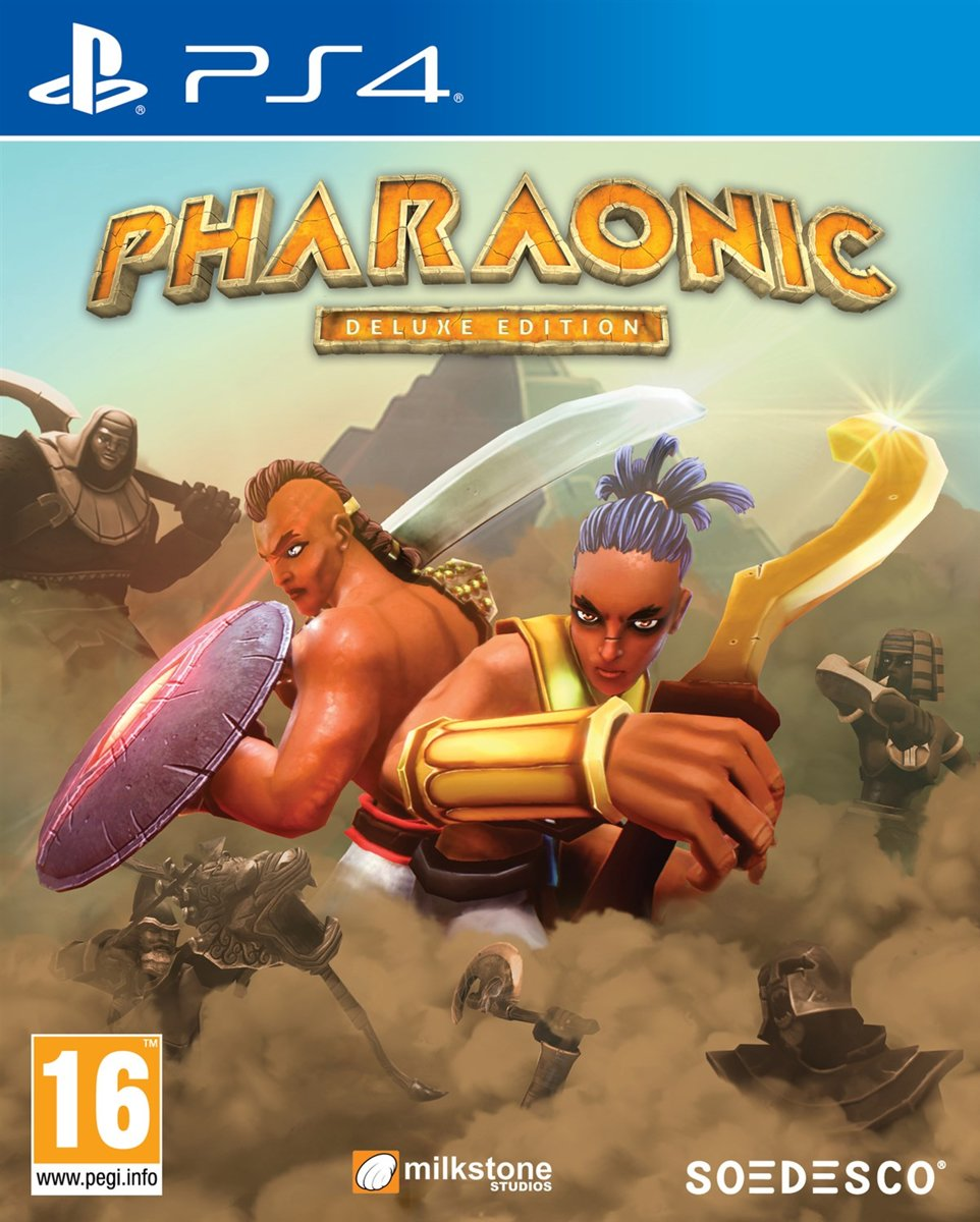 Pharaonic Deluxe Edition PlayStation 4