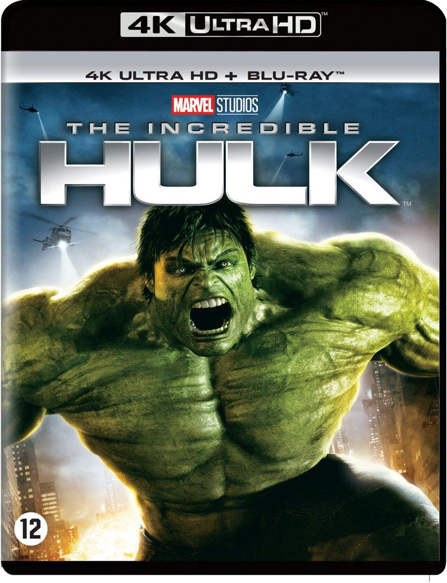 The Incredible Hulk ('08) (4K Ultra HD Blu-ray)-