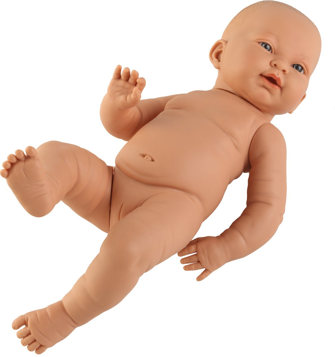 Llorens babypop blank meisje