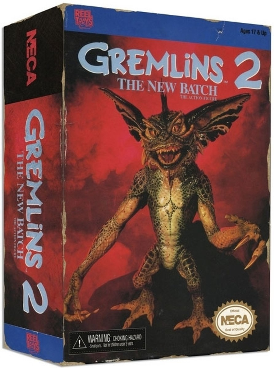 Gremlins: Mohawk Classic Video Game Appearance Action Figure