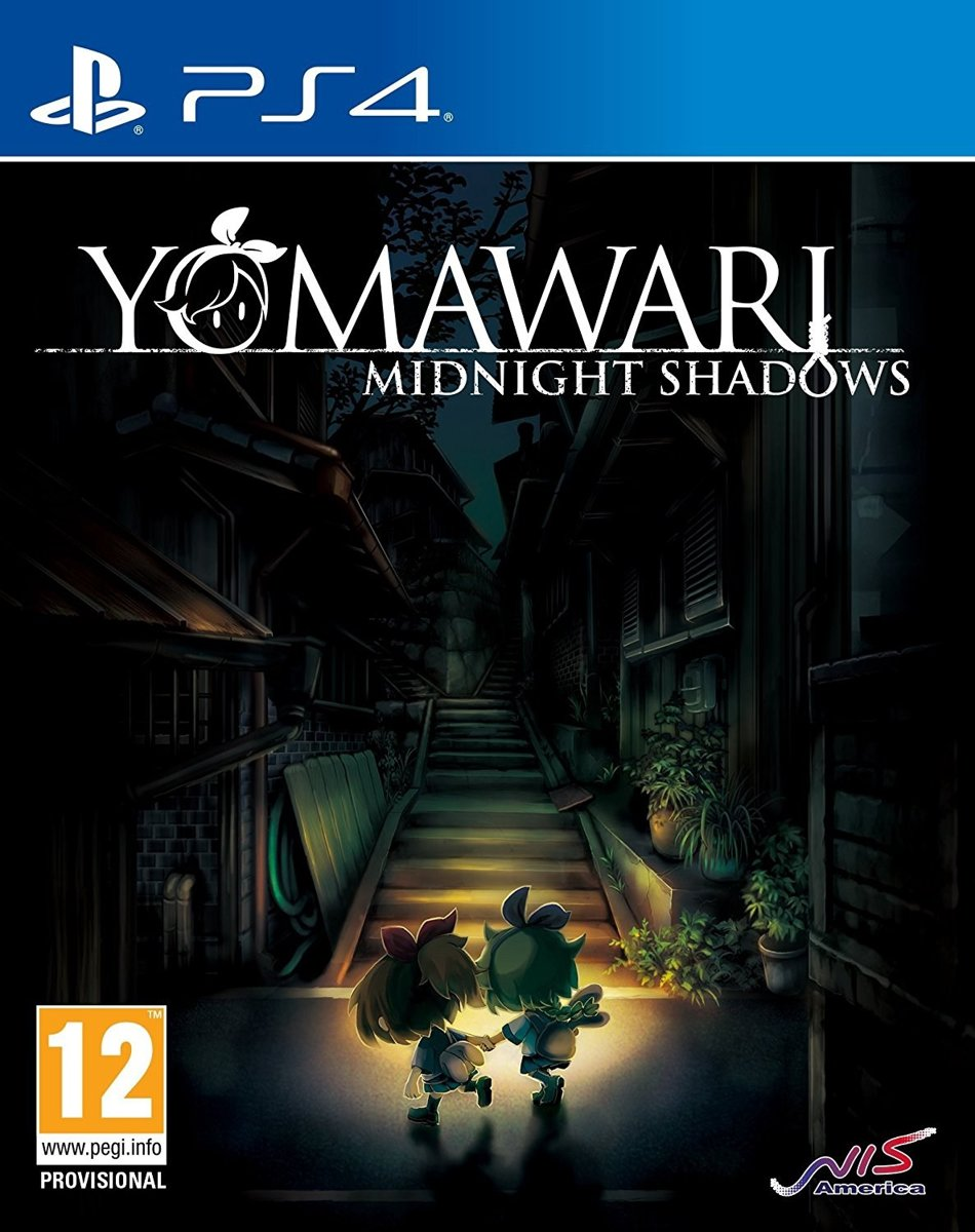 Yomawari Midnight Shadows PlayStation 4