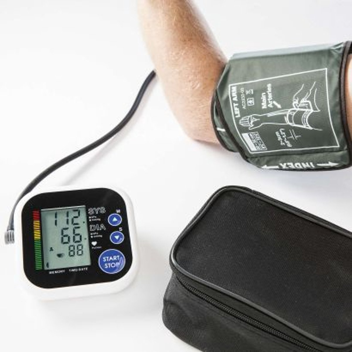 Bovenarm bloeddrukmeter LEVITA