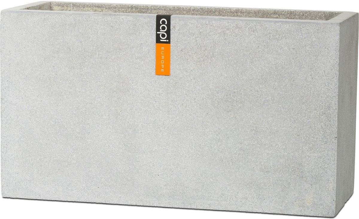 Capi Lux Midden envelope II lichtgrijs 100x40x55cm kopen