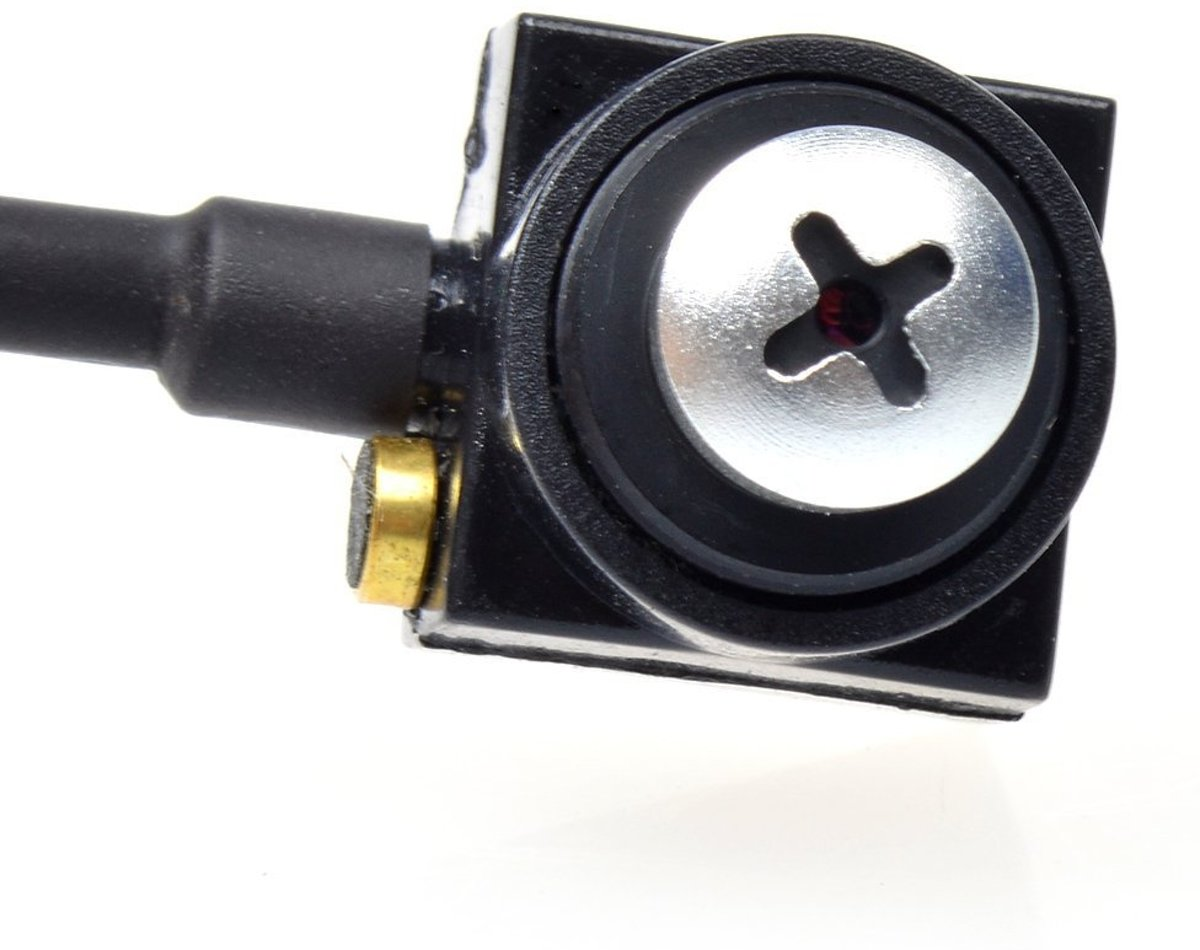 Spy Camera Schroef - Tulp aansluiting kopen