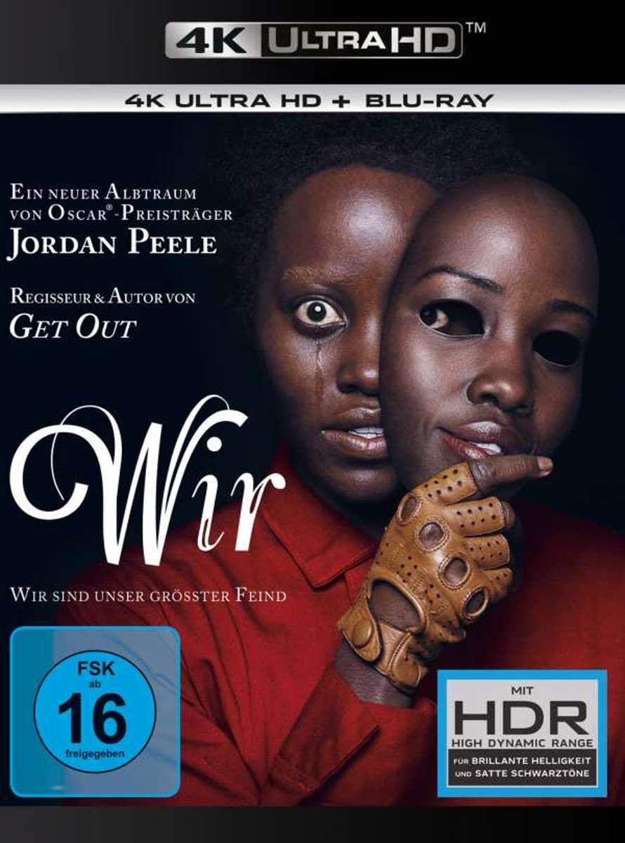 Us (2019) (Ultra HD Blu-ray & Blu-ray)-