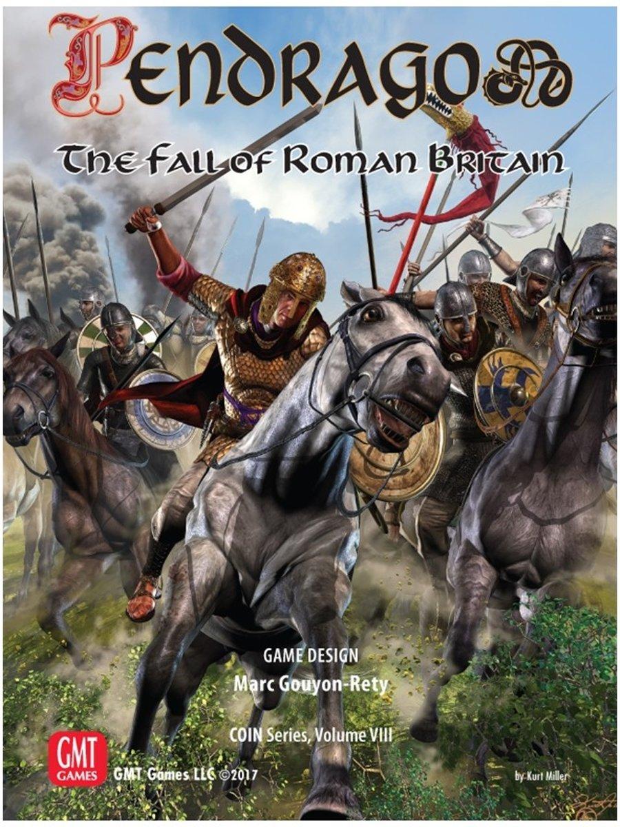Pendragon the fall of roman britain