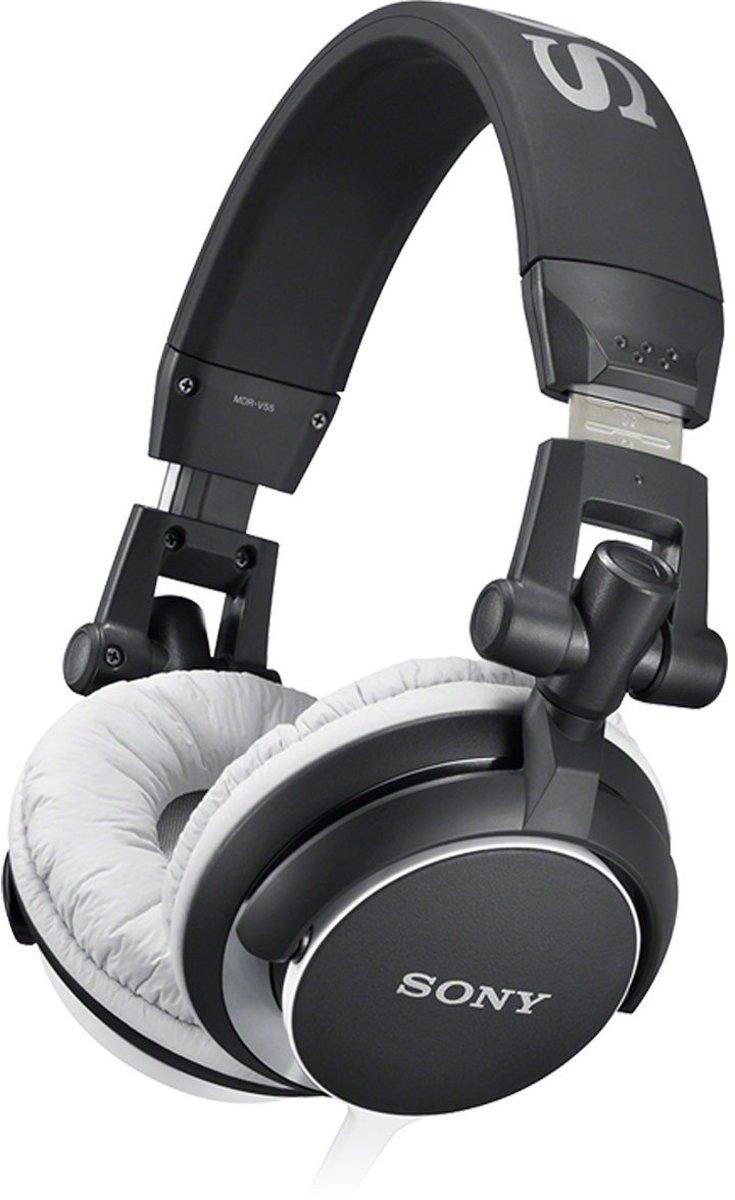 Sony MDR-V55 - On-ear koptelefoon - Zwart voor €23