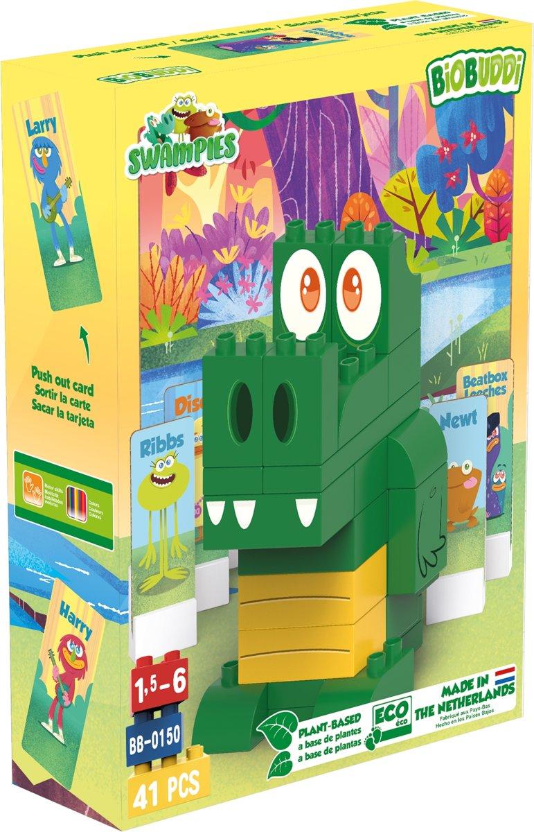 BiOBUDDi Swampies Gator 41 delig