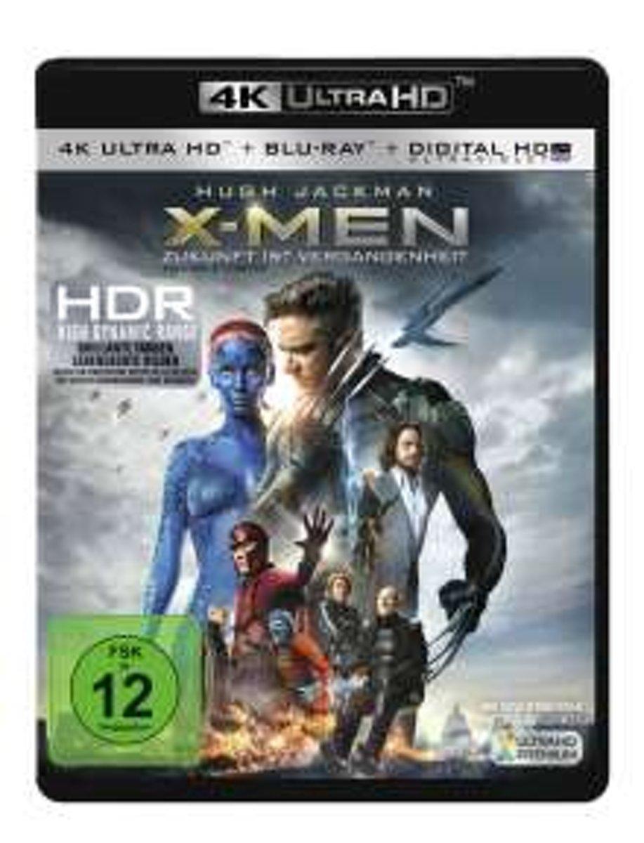 X-Men - Zukunft ist Vergangenheit (Ultra HD Blu-ray & Blu-ray)-
