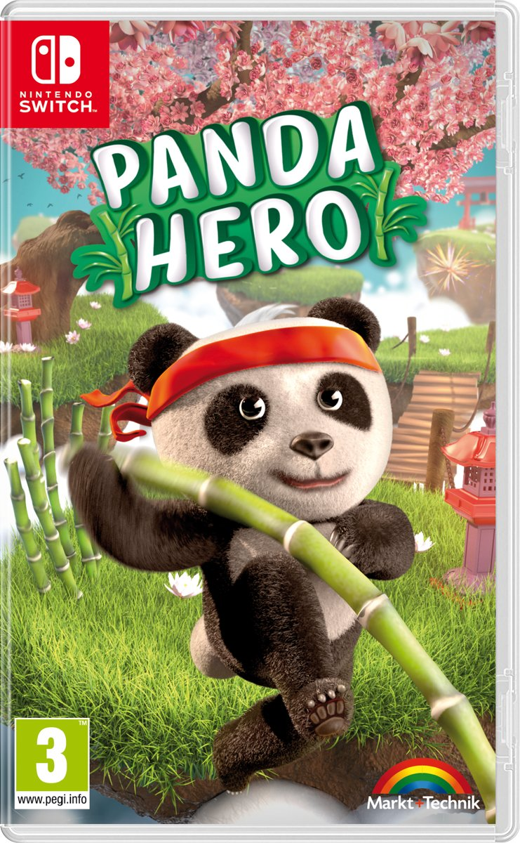 Panda Hero Switch
