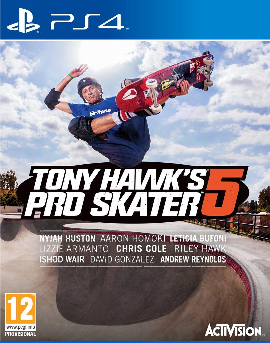 Tony Hawk's Pro Skater 5 PlayStation 4