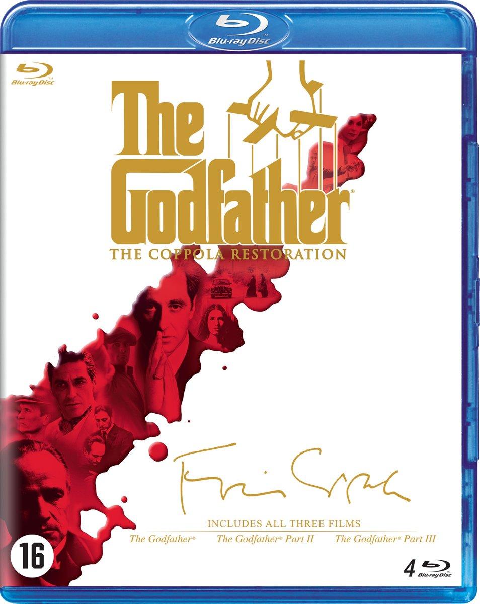 The Godfather Trilogy ('19) - Blu-ray kopen