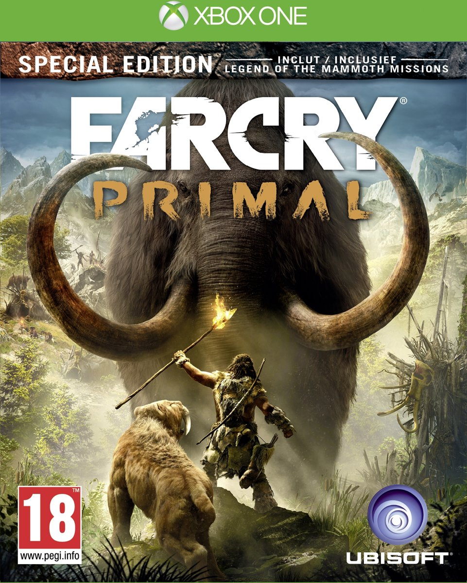 Far Cry: Primal - Special Edition Xbox One