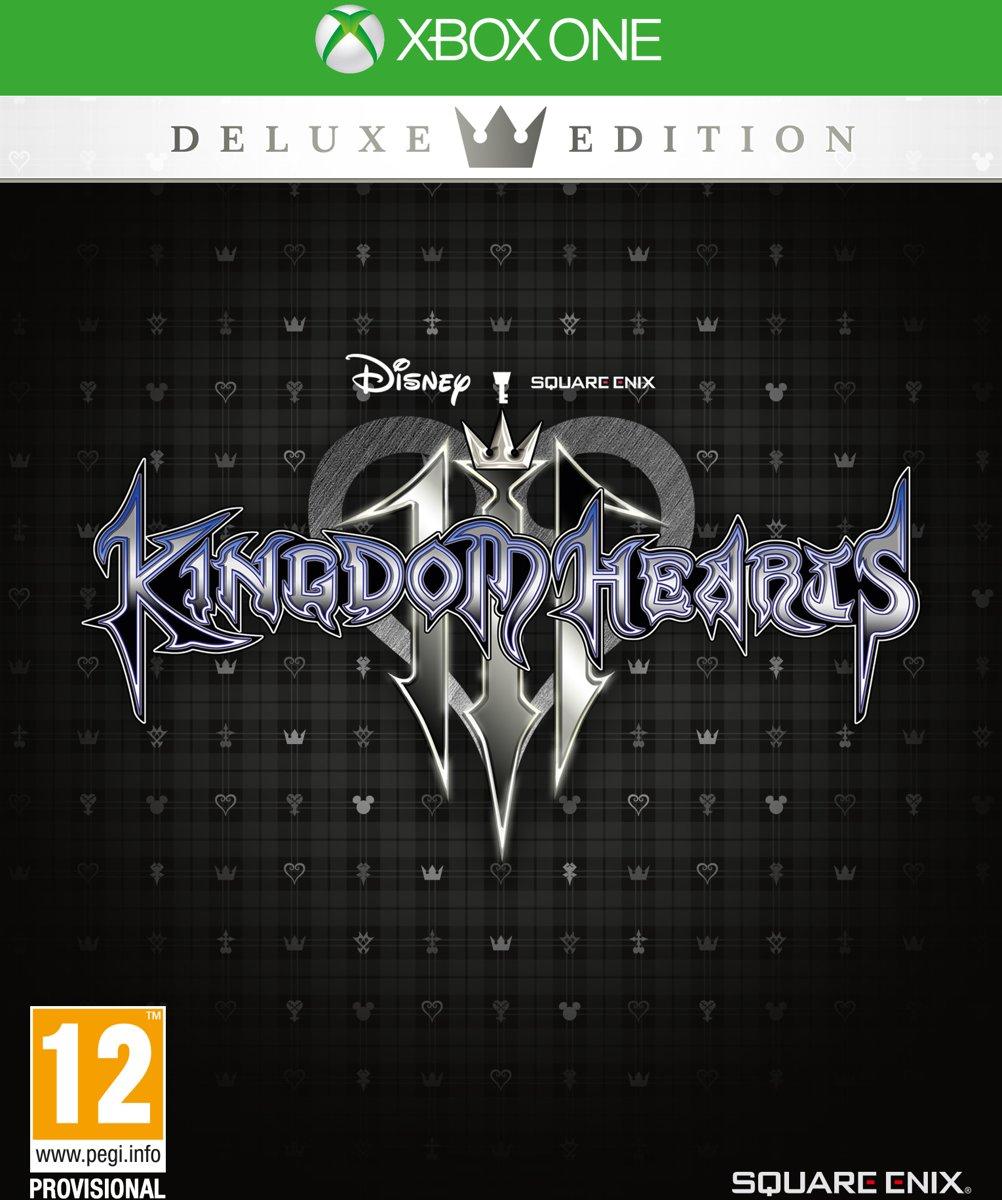Kingdom Hearts III Deluxe Edition Xbox One