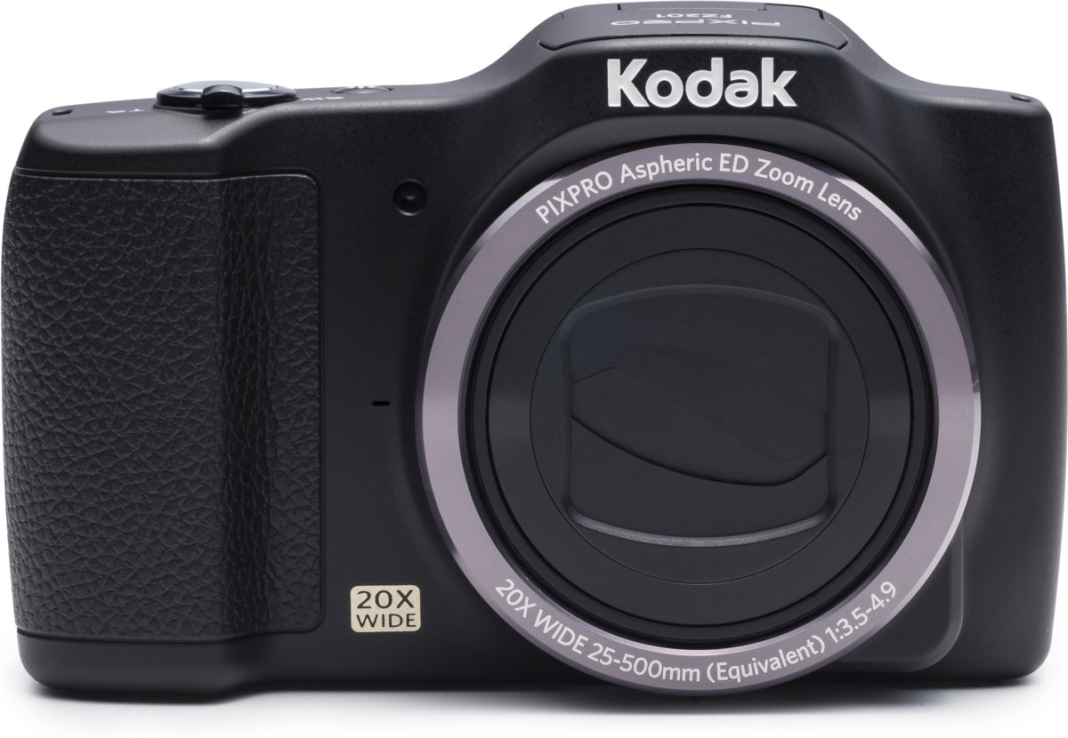 Kodak Pixpro FZ201 Zwart