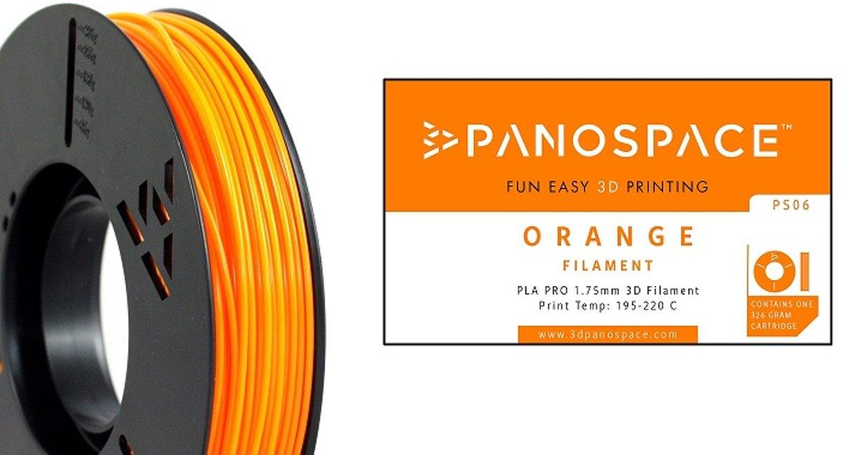 Panospace Filament Oranje