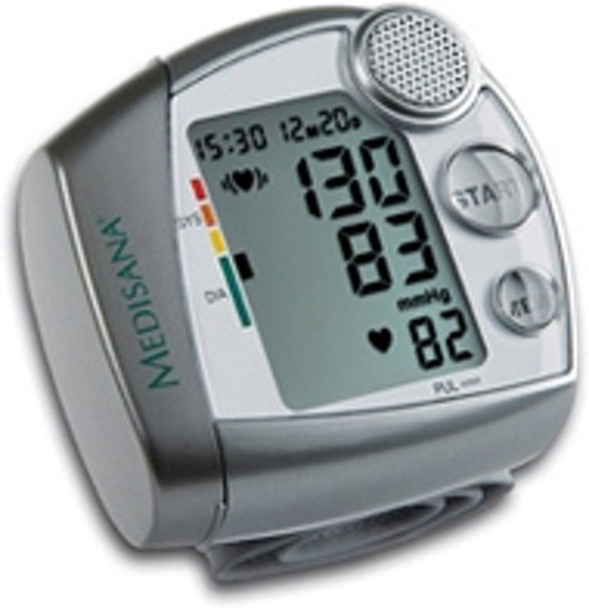 Bloeddrukmeter Hgv Pols - Bloeddrukmeter